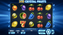 243 Crysal Fruits