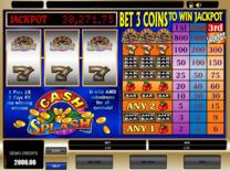 Cashsplash Video Slot