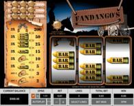 Fandango S 3 Reels