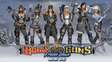 Girls With Guns Frozen Dawn