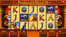 Pharaohs Gold Ii Deluxe