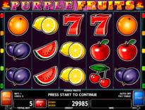Purple Fruits