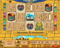 Treasure Of The Pharaohs